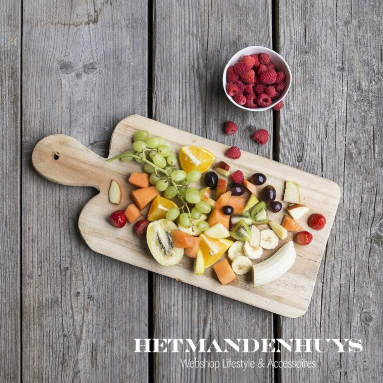 Houten snijplank Teak (small)