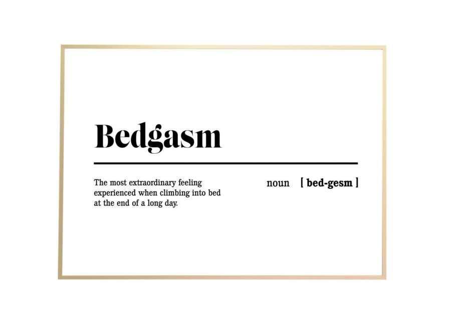 bedgasm gold
