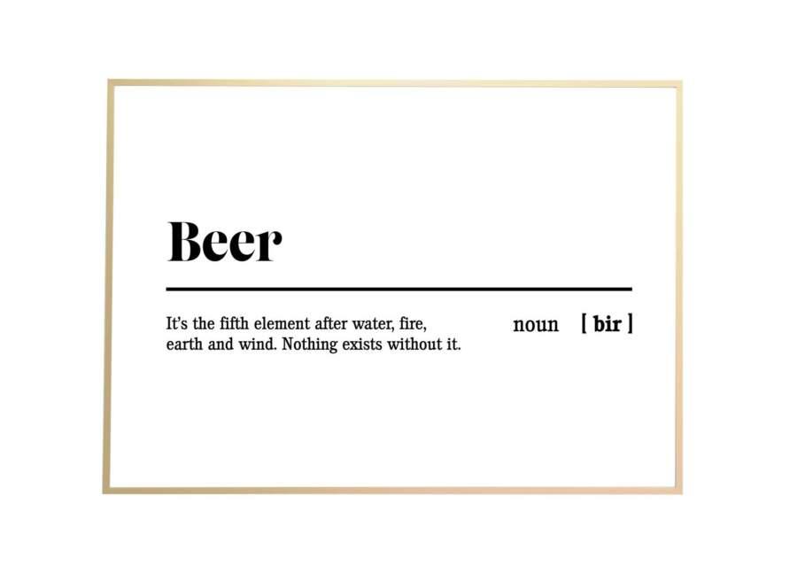 beer gold
