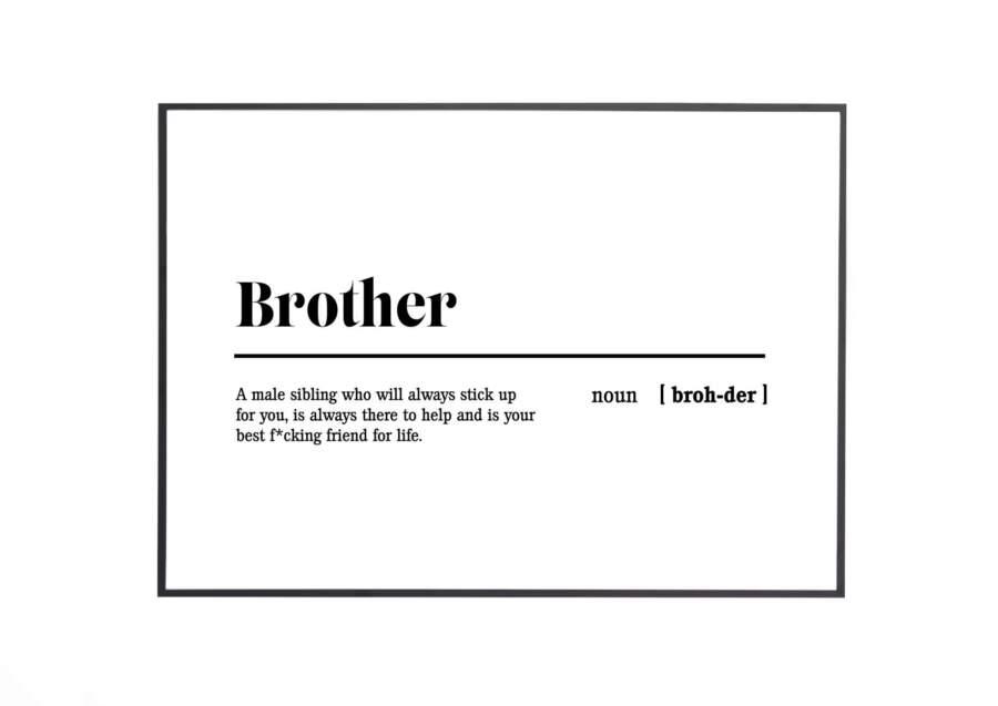 brother black