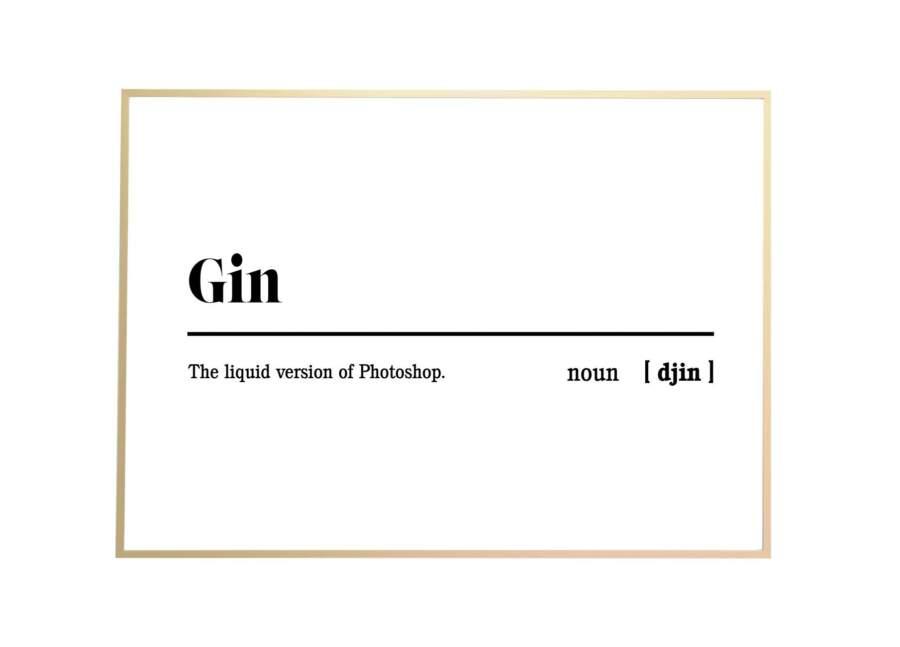 gin gold
