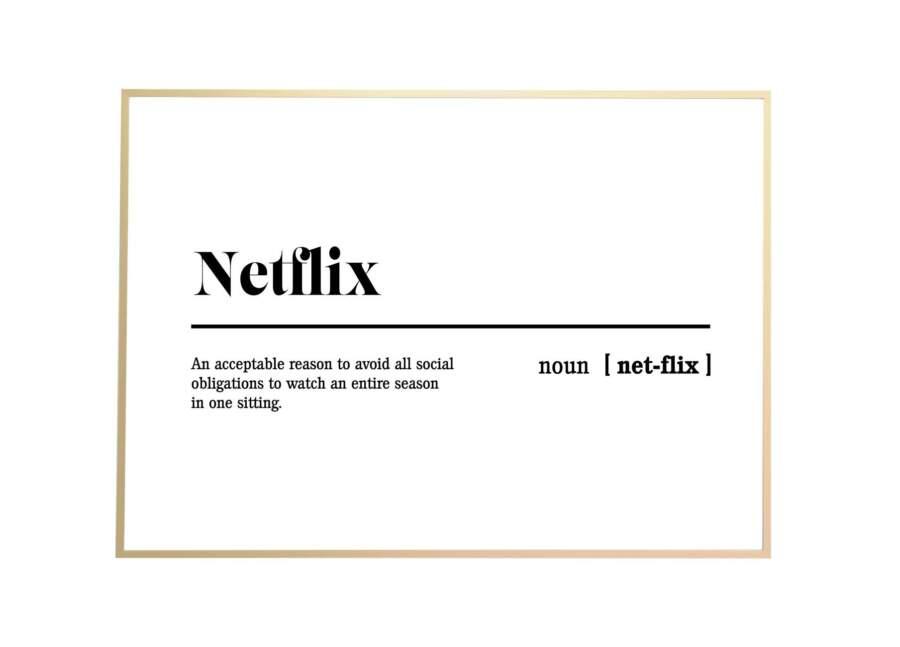 netflix gold