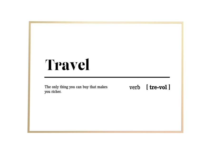 travel gold