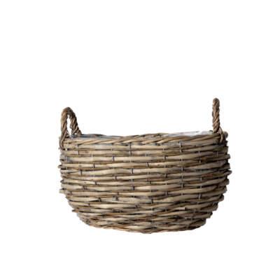 Brava_Ear_Oval_Basket_Greywash_120034_voor