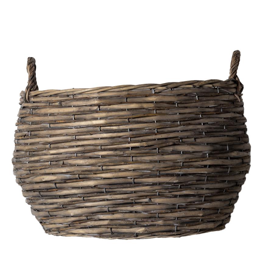 Brava_Ear_Oval_Basket_Greywash_120036_voor